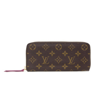 Louis Vuitton Monogram Clemence Wallet