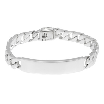 Tiffany & Co. Sterling Silver I.D. Bracelet