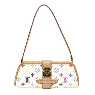 Louis Vuitton Multicolor Shirley Clutch