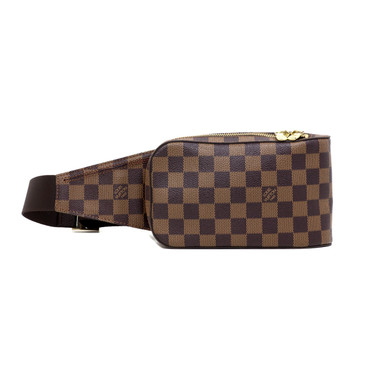 Louis Vuitton Damier Ebene  Geronimos   Bag