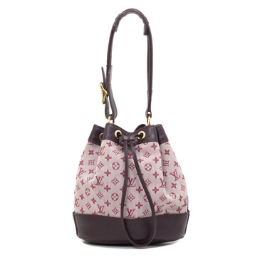 Louis Vuitton Cherry Monogram Mini Lin Noelie Bag