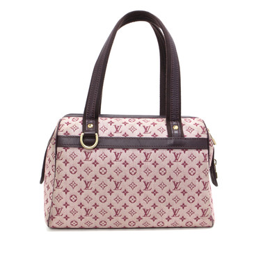 Louis Vuitton Cherry Monogram Mini Lin Josephine PM