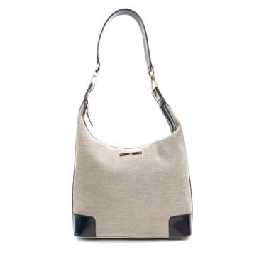 Gucci Fabric Canvas Shoulder Bag