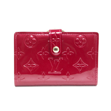 Louis Vuitton Pomme D'Amour Vernis French Wallet