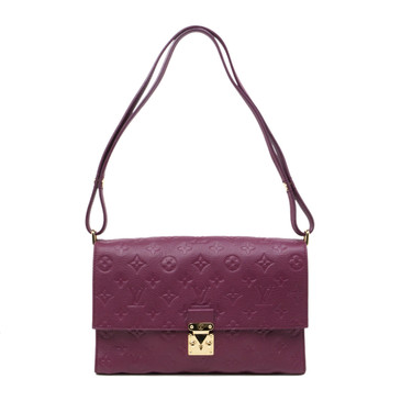 Louis Vuitton Aurore Empreinte Leather Fascinante Bag