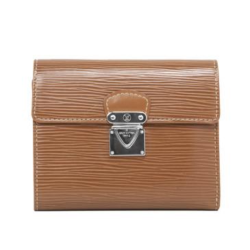 Louis Vuitton Canelle Epi Koala Wallet