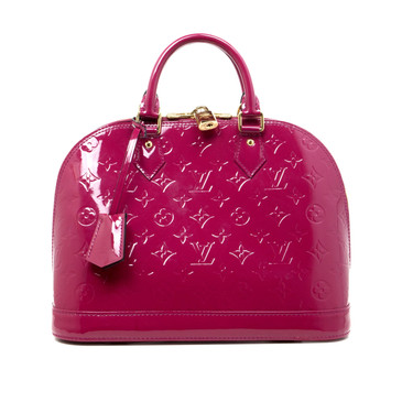 Louis Vuitton Indian Rose Vernis Alma  PM