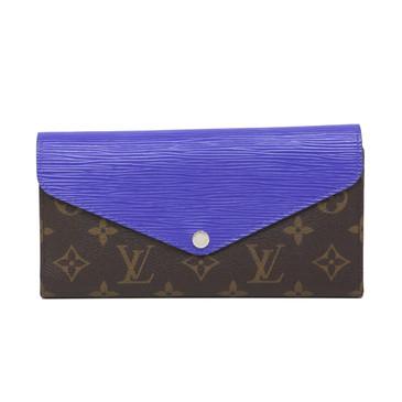 Louis Vuitton Figue Epi & Monogram Marie-Lou Long Wallet