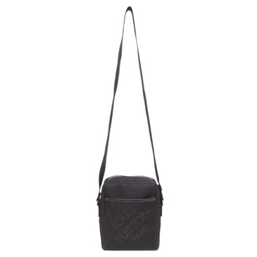 Louis Vuitton Black Damier Geant Citadin Messenger Bag