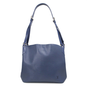 Louis Vuitton Blue Epi Mandara MM