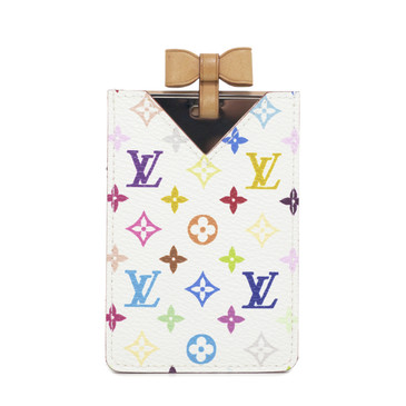 Louis Vuitton Multicolor Compact Pocket Mirror
