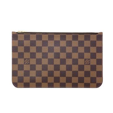 Louis Vuitton Damier Ebene  Neverfull Pochette