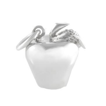 Tiffany & Co. Sterling Silver Apple Charm