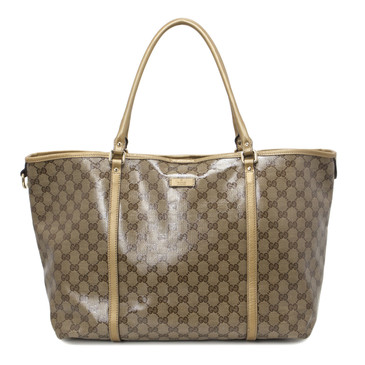 Gucci Crystal Monogram Large Joy Tote