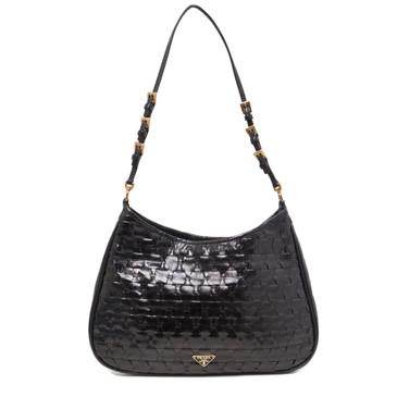 Prada Intreccio Star Shoulder Bag