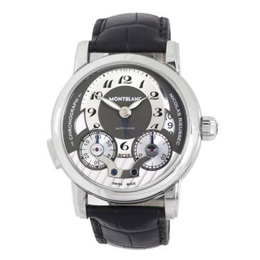 Montblanc Nicolas Rieussec GMT Chronograph Automatic Watch 102337