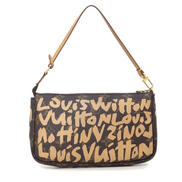 Louis Vuitton Monogram Graffiti Pochette Accessories