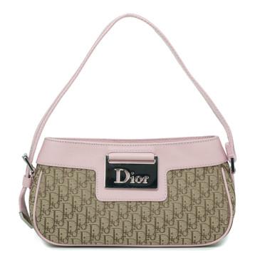 Christian Dior Diorissimo Canvas Pochette