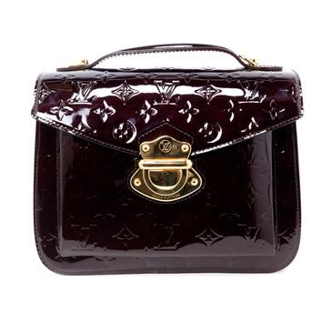 Louis Vuitton Amarante Vernis Mirada