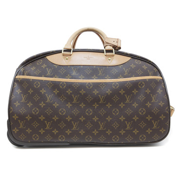 Louis Vuitton Monogram Eole 50 Rolling  Luggage
