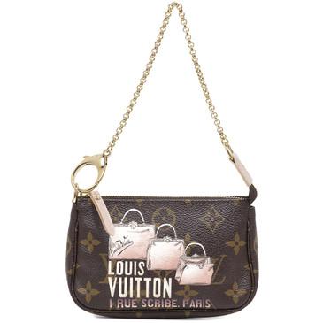 Louis Vuitton Monogram Affiche Mini Pochette Accessories