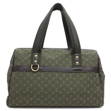 Louis Vuitton Khaki Mini Lin Josephine GM
