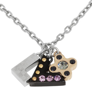 Louis Vuitton Love Letter Necklace