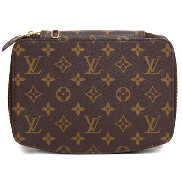 Louis Vuitton Monogram Monte  Carlo Jewelry Box