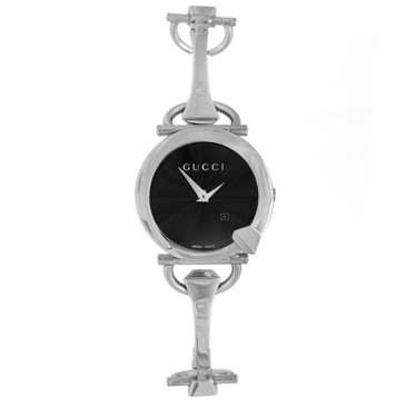 Gucci Stainless Steel Chiodo 122 Ladies Watch