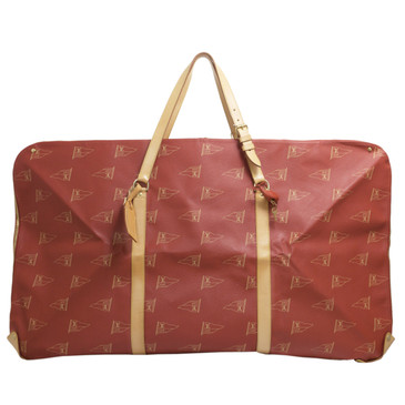 Louis Vuitton America's Cup Garment Bag