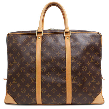 Louis Vuitton Monogram Porte Documents Voyage Briefcase