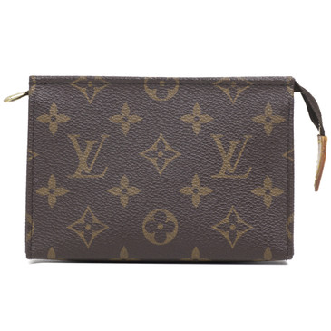 Louis Vuitton Monogram Toiletry Pouch 15