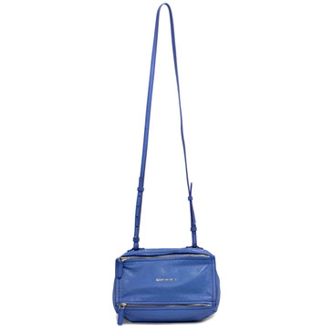 Givenchy Blue Mini Pandora Bag
