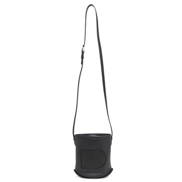 Delvaux Black Pin Mini Shoulder Bag