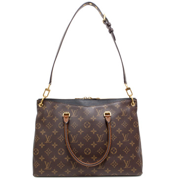 Louis Vuitton Monogram Noir Pallas