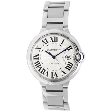 Cartier Ballon Bleu 42mm Stainless Steel Automatic Watch