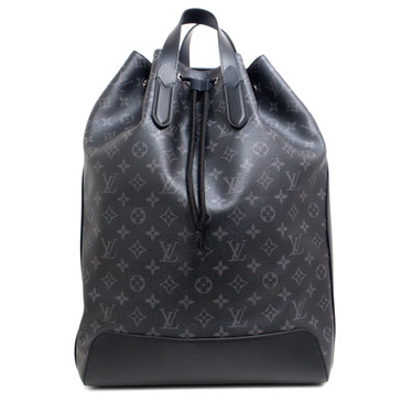 Louis Vuitton Monogram Eclipse Backpack Explorer