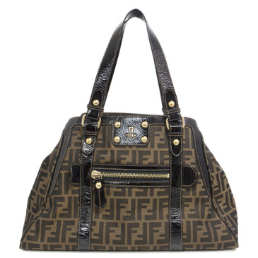 f46fba6caf2a ... coupon code for fendi zucca canvas small de jour tote bcfee adaf6