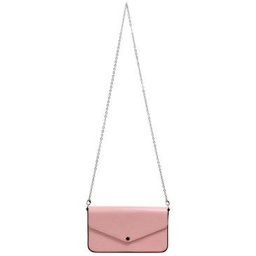 Louis Vuitton Rose Ballerine Epi Pochette Felicie