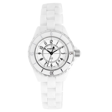 chanel watches automatic htm swissluxury ceramic white no style from