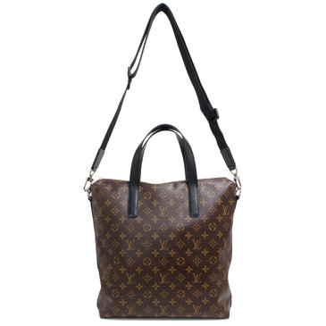 Louis Vuitton Monogram Macassar Kitan