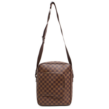 Louis Vuitton Damier Ebene Olav MM Messenger Bag