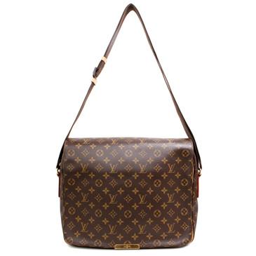 Louis Vuitton Monogram Valmy MM Messenger Bag