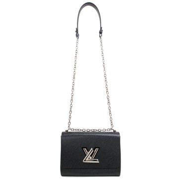 Louis Vuitton Noir Epi Twist MM