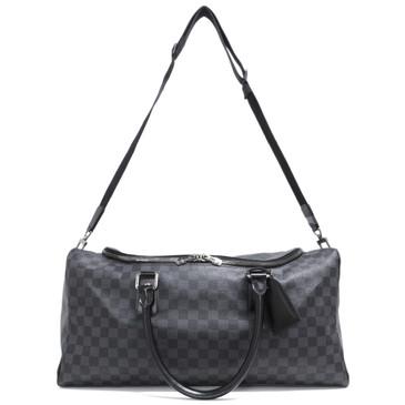 Louis Vuitton Damier Graphite Roadster Duffle Bag
