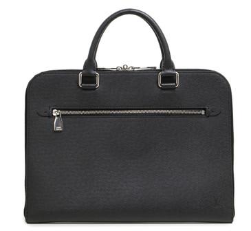 Louis Vuitton Ardoise Taiga Porte-Documents Slim