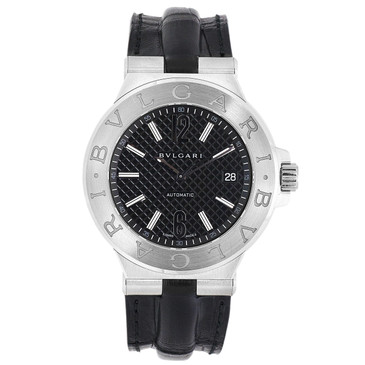 Bvlgari Diagono 40mm Automatic Watch