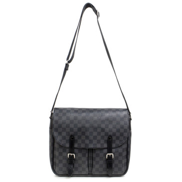 Louis Vuitton Damier Graphite Christopher Messenger