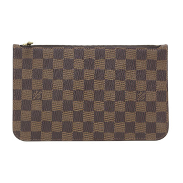 Louis Vuitton Damier Ebene Neverfull  Pochette MM/GM