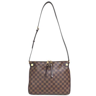 Louis Vuitton Damier Ebene Duomo Crossbody Bag